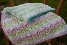 Crocheting / All things yarn / by Miriam Stocking