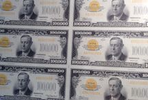 Paper Currency - A World of Money / Paper #currency was at it core a signal for innovation and design. / by Ausecure Gold & Silver Coins