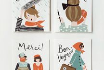 Everything French! Oui! / by Caitlin Kuconis