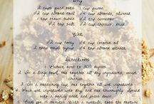 Girls' Night / Group Board for Girls' Night Recipes! / by Elyce Boonstra