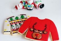 ugly christmas sweater party / by Tracey Smithers