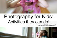 Activities to do with the kids / by Rachel Dominique Goh