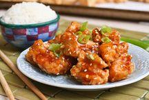 Chinese Food / by Lilja Olafardottir