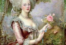 Marie Antoinette / by Davetta Moore Designs