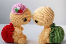Crochet ~ Amigurumi / Amigurumi / by Rebecca Wuchevich