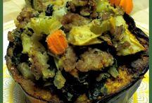 Food | Acorn Squash / by Jennifer Fowler