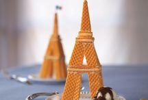 Paris Party Ideas / by Benjamin Hawes