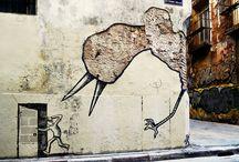 arte callejero / by marcelo molina