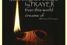 Pray, Meditation / by Stephanie Kelly