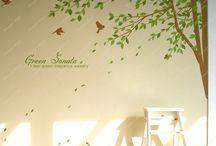 Tree Murals / by M. Rachel
