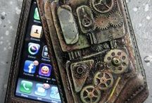 pix-steampunk-accessiones / accessories for the stylish man or woman / by PlaNeT SouBisoU