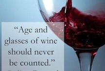 Wine/glasses/etc ♥♡♥ / by Vanessa Humes Johnson