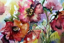 Watercolor / A collection of works and artists / by Joyce Kimbel