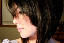 Hairstyles / by Susan Rajkowski