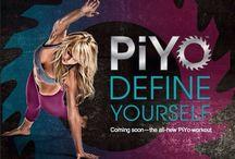 PiYo with Chalene Johnson / Yoga meet Pilates! High intensity, low impact.  / by Melissa Litchfield