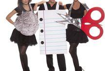 Teacher costumes / by Jennifer Joppie