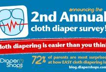 Cloth Diaper Pulse Survey 2012 / by Diaper Shops