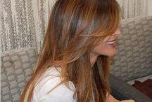 Hair Ideas / by Elizabeth McKee