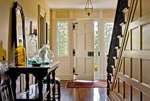 Foyer / by Nicki Woo - The Home Guru / Nicole T. Woodard