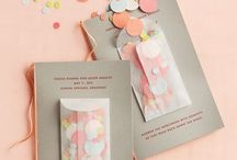 Confetti / by That Cute Little Cake