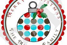 Christmas / by Blue Sugar Press - Invitations