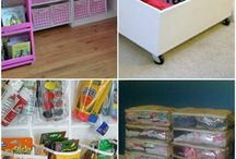 Organization & Storage / by Jennifer Taylor-Montgomery