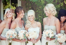 Bridesmaids / by Black Iris Floral Events