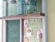 Crafts-home decorating  / by Stephanie Straten