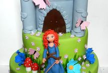Disney cakes / by Annemieke de Jong