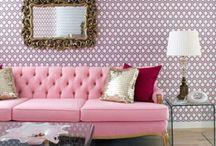 Pink / by Online Interior Design