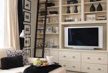 Living Room / by Kari Hamilton