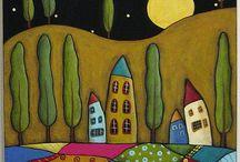 Art quilts / by Jo Allen