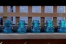 Glass Insulators / by Lorri Lowe Peterson