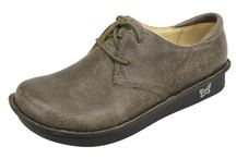 Alegria Bree / The Bree Collection: an oxford style lace-up that is lightweight with a slim silhouette.  Like most Alegria shoes, this oxford has a generous toe box so that your toes can spread out, reducing metatarsal pressure and reducing overall foot fatigue. Also, the anatomically correct footbed (or insole) conforms to your foot, not the other way around!  The unparalleled comfort comes from many unique features! / by Alegria Shoe Shop