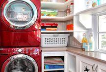 Salles de lavage géniales / by Line Brochu