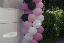 Kids birthday party ideas / by Michelle Kuzyk