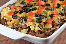 Mexican Yummies for Our Tummies / by Crystal Bolling-Smith