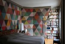 Bedrooms / by Helen Mills