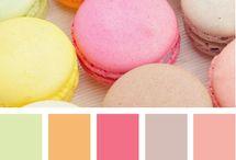 Color love:) / by Lauren Hammer