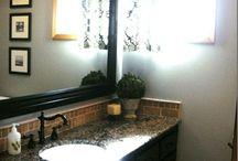 Bathroom renovations and ideas / by Myra Haddad