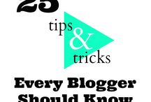 Blogging things / by z. Smith