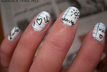 Nail Art Designs / by Stephanie Tingley
