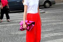 Street style~ / by Dailyshop Wardrobe