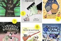 Books for kids / by Helen Neale - KiddyCharts