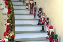 Christmas nutcrackers. / by Patty McNamara