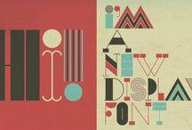 Typography / by Noel Pretorius