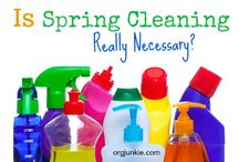 Spring Cleaning / by greenclean
