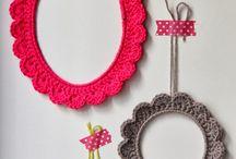 <3 Crochet <3 / by Amanda Tuley