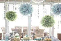 Bridal Shower Ideas / by Tiffany O'Malley