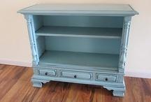 Furniture Redo / by Cheryl
